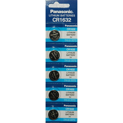 Panasonic CR1632 Button Cell Lithium Battery 3V