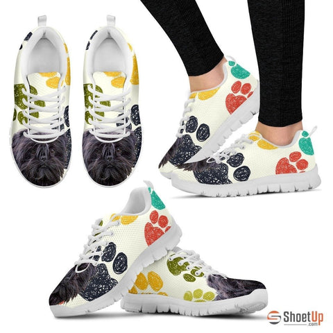 AFFENPINSCHER Dog Running Shoes For Women