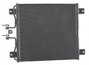 HT215541  - International / Navistar Condenser, Fits INTERNATIONAL 7300-7700, 9000 & Ford F650-750