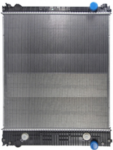HT243087P  - Freightliner / Sterling Radiator, Fits Freightliner M2 / 106 Business Class and Sterling Acterra