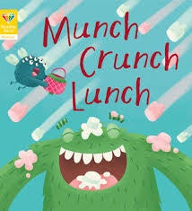 Phonic Reading  Book Munch Crunch Lunch
