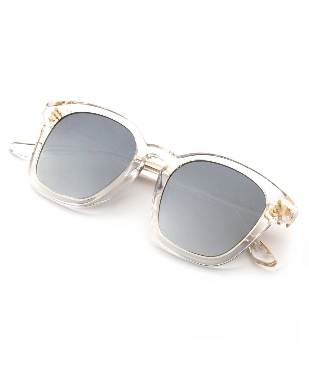 PRYTANIA | Crystal handcrafted acetate sunglasses