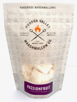 Gourmet Passionfruit Marshmallows (4oz bag)