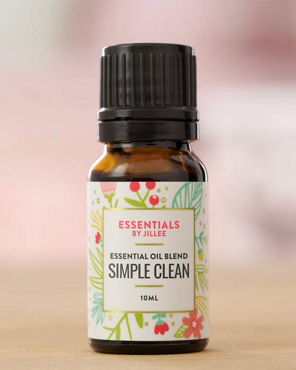 Simple Clean Essential Oil Blend