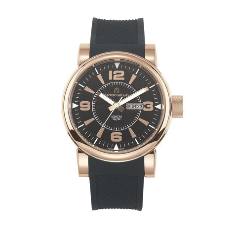 VINCENZO (Rose Gold) Giorgio Milano Watches