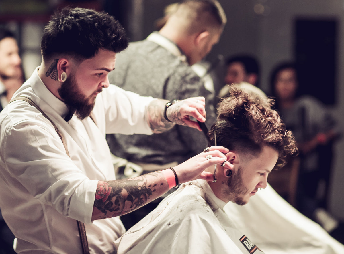Takapuna- Professional and Starter Barbers