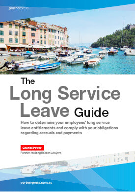 The Long Service Leave Guide
