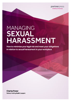 Managing Sexual Harassment