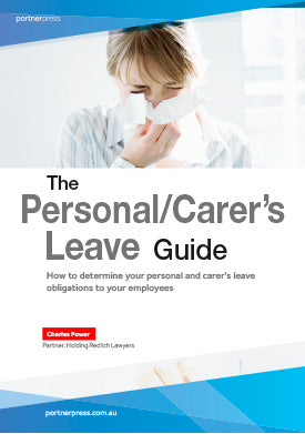 The Personal/Carer's Leave Guide
