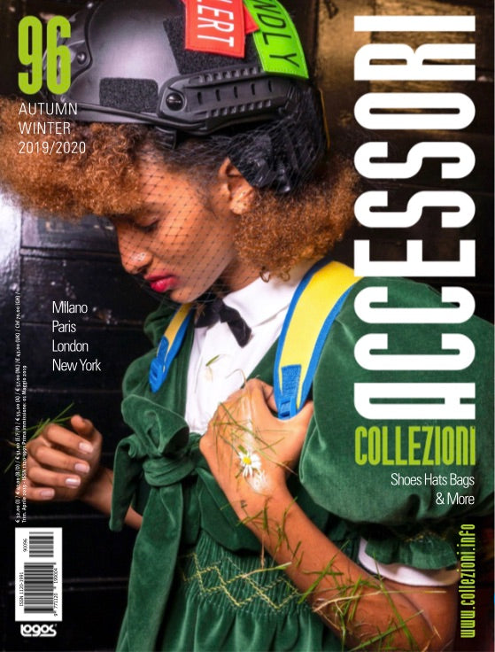 Front Cover of Collezioni Magazine Edition 96