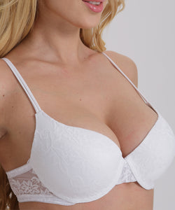 Sexy Push Up Bra Plus Size A B C D