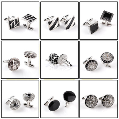Men's Character High-End Business-Style Cuffs
