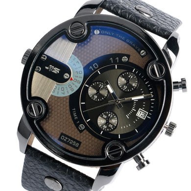 Modern Large Size Watches Men