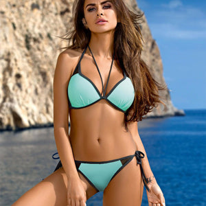 Sexy Plus Size Swimsuit Women Push Up Bikinis