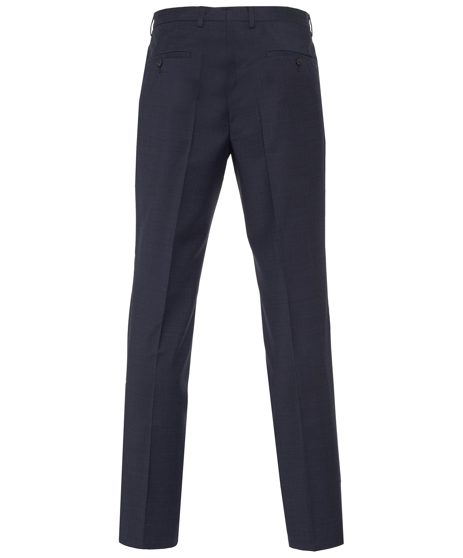 Buck Blue Shark Skin Effect S110's Dress Pant