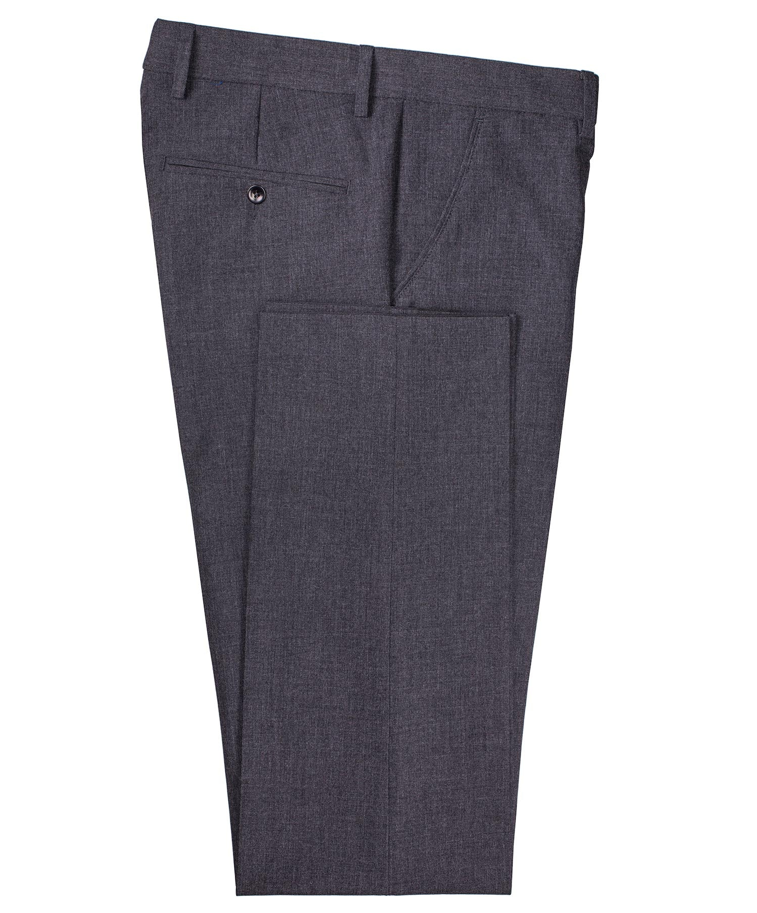George Dark Grey Dress Pant