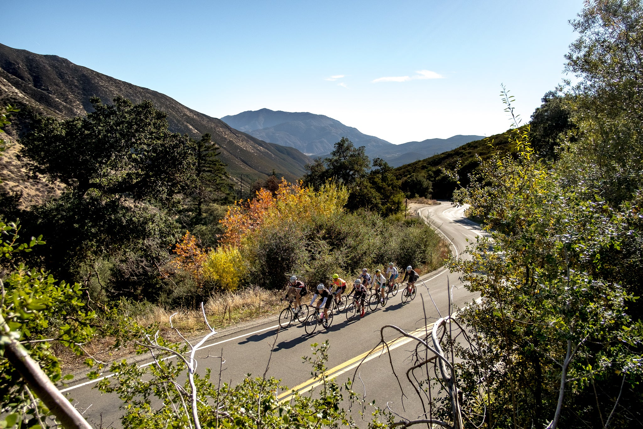 Borrego Springs Cycling Camp