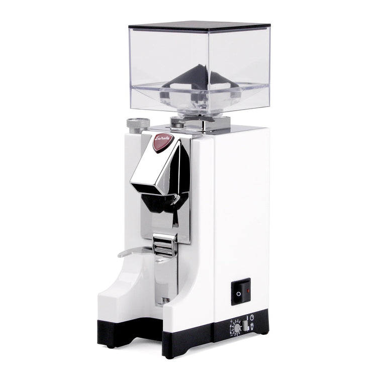 Eureka Mignon Instantaneo Espresso Grinder white by Clive Coffee - Knockout