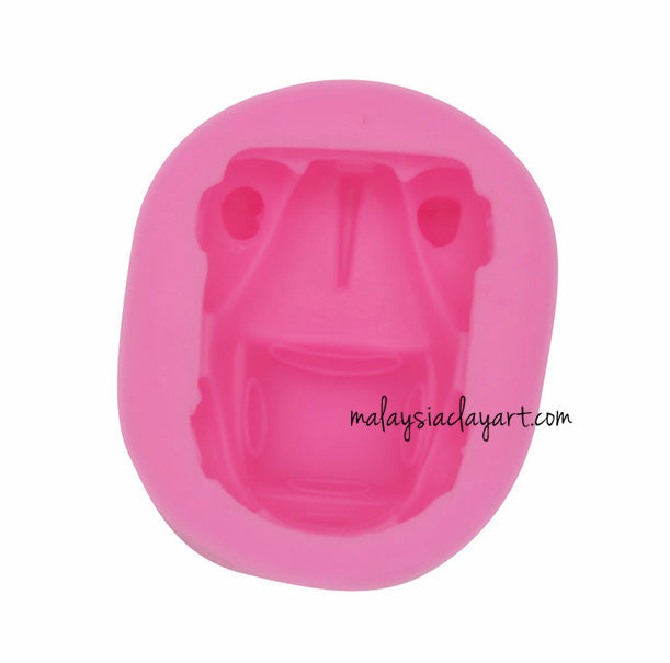 Toy Car Silicone Mold