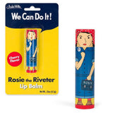 Cherry Rosie the Riveter Lip Balm