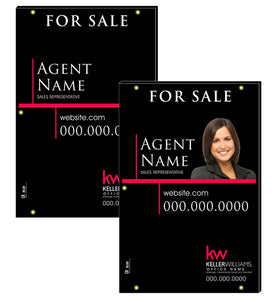 Keller Williams - For Sale Signs