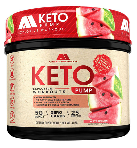 American Metabolix Keto Pump 25 Servings