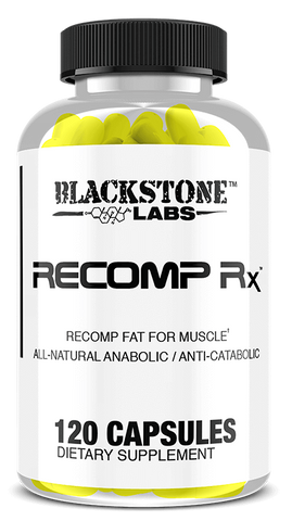 blackstone labs recomp rx fat burner weight loss aid