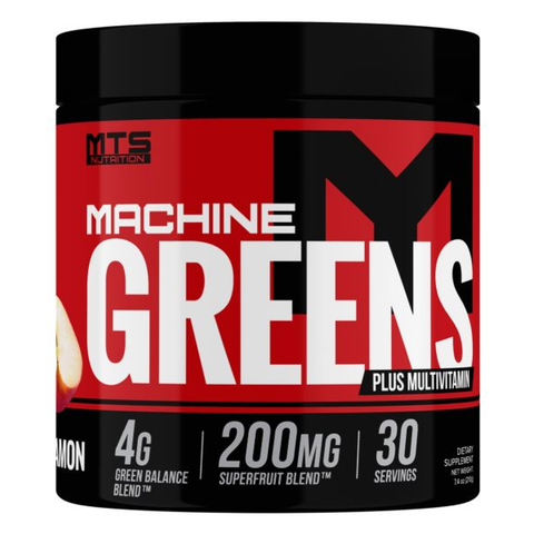 MTS Nutrition Machine Greens + Multi 30 Servings