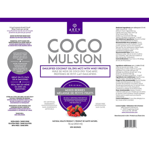 Coco-Mulsion Original