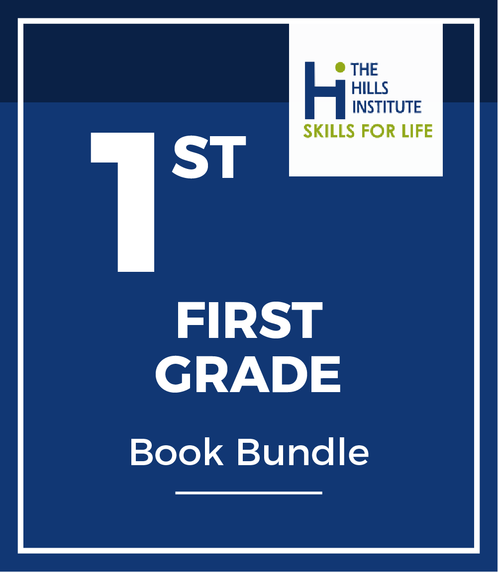 Paquete The Hills Institute Grade 1st
