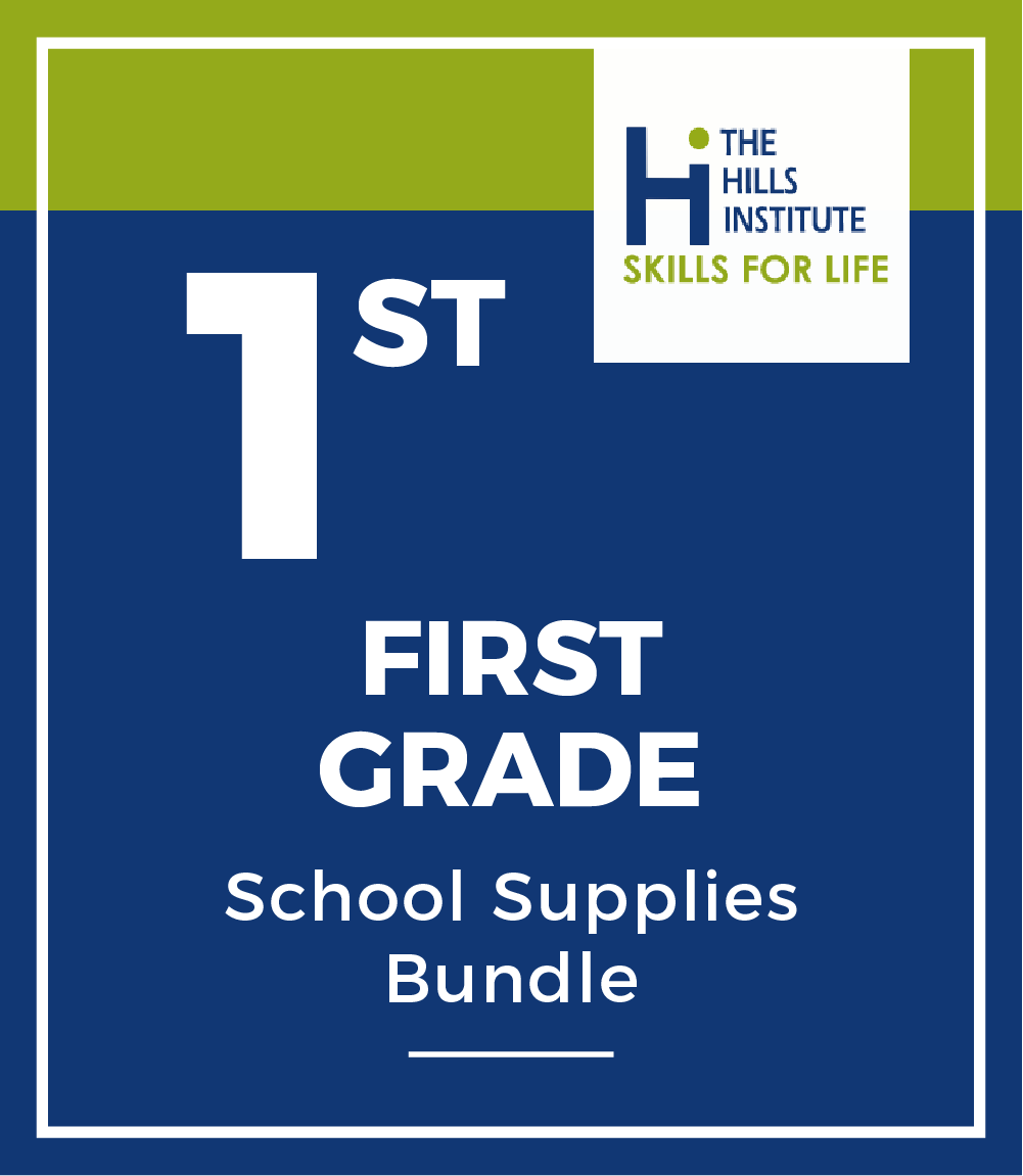 Útiles escolares: The Hills Institute Grade 1st