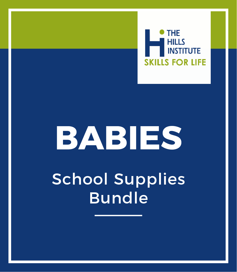 Útiles escolares: The Hills Institute Grade Babies