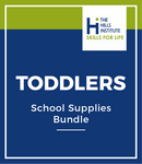 Útiles escolares: The Hills Institute Grade Toddlers