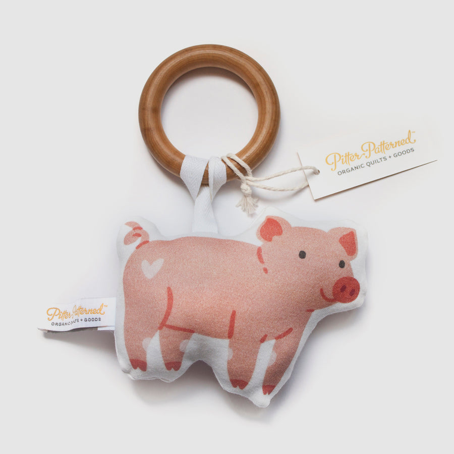 Pig Rattle