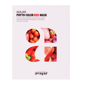 AVAJAR PHYTO-COLOR RED MASK (10EA)