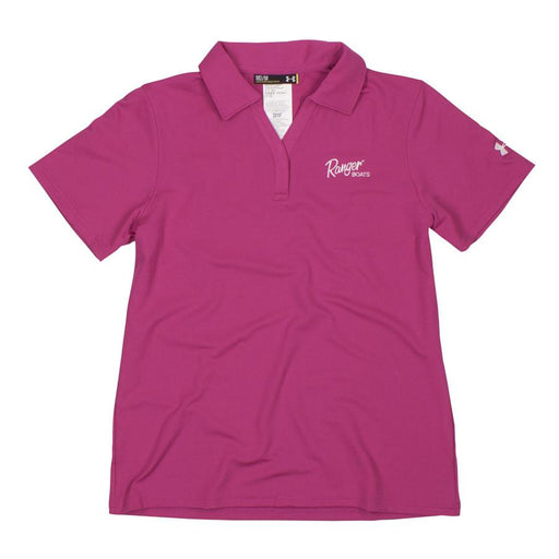 Ranger UA Tech Playoff Polo - Ladies - Angler's Choice Marine