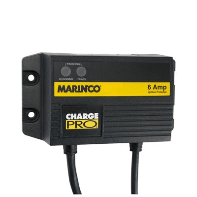 Marinco Water Proof Charger 1B - 6 Amp - Angler's Choice Marine