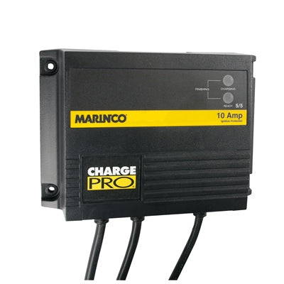 Marinco Water Proof Charger - 2B - 10 Amp - Angler's Choice Marine