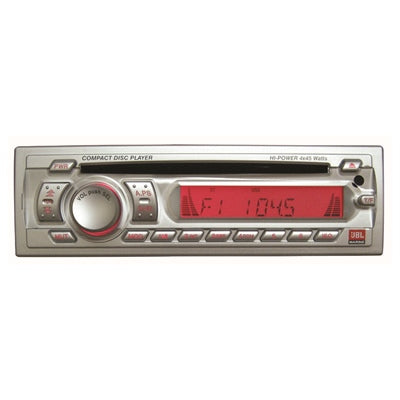 AM/FM/CD Receiver - Angler's Choice Marine