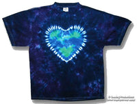 Mother Earth Tie Dye t-shirt - eDeadShop.com