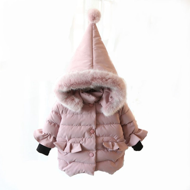 Winter Parkas Overcoat Snowsuit