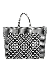 TRUSS Large Tote in Small Rhombus