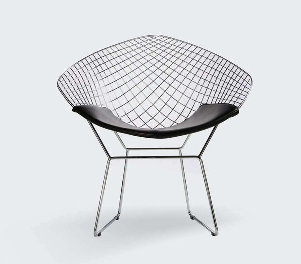 Bertoia Diamond Wire Chair
