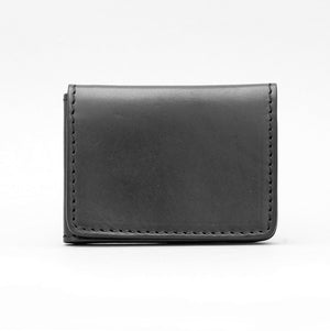 BASIC FOLD WALLET IN BLACK