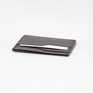 TRIPLE POCKET WALLET IN BLACK