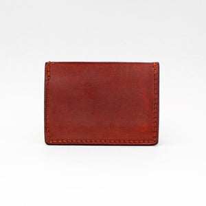TRIPLE POCKET WALLET IN LIGHT BROWN
