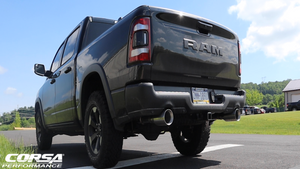 SO PUMPED! 2019 Ram 1500 Corsa Extreme Sound Exhaust System (Install & Review)
