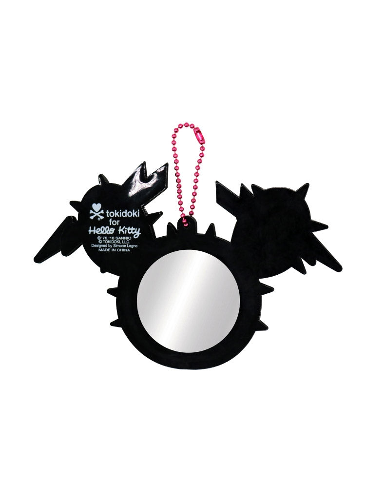 tokidoki x Hello Kitty Kawaii Die-Cut Mirror back
