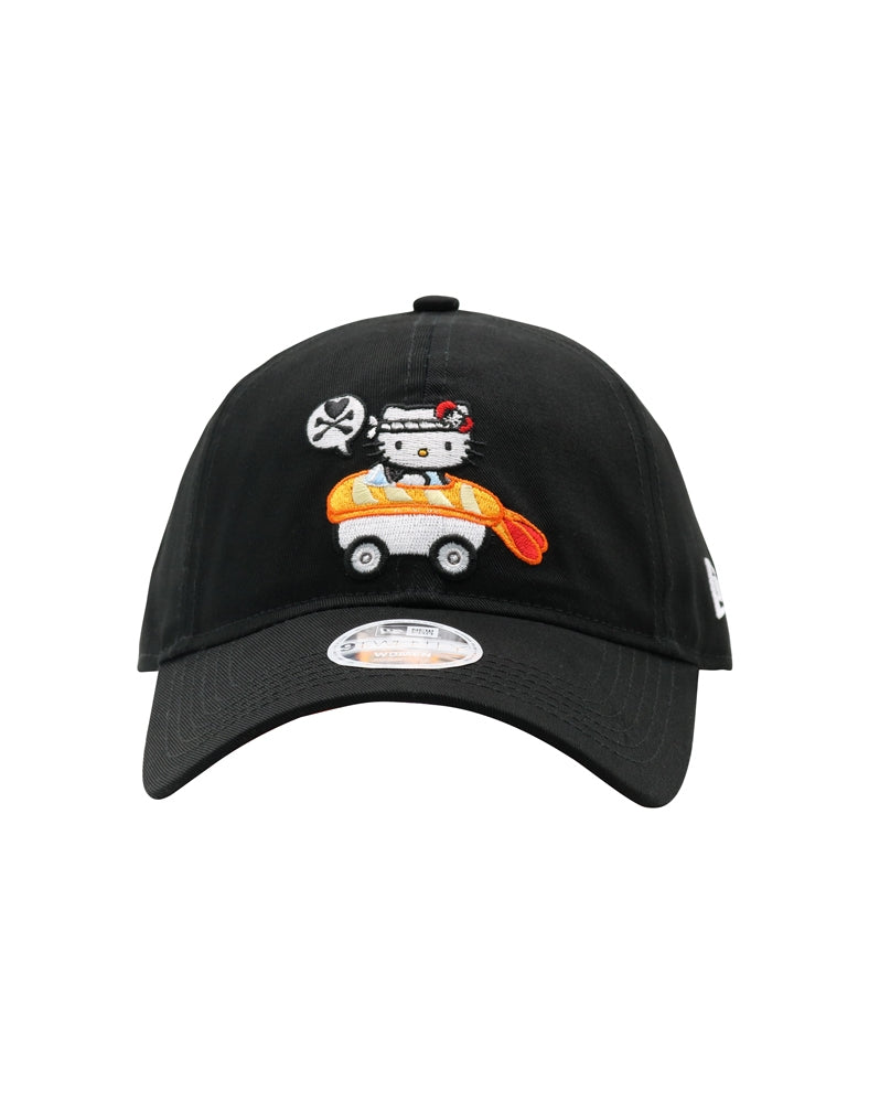 tokidoki x Hello Kitty Sushi Car Women's Adjustable Dad Hat front