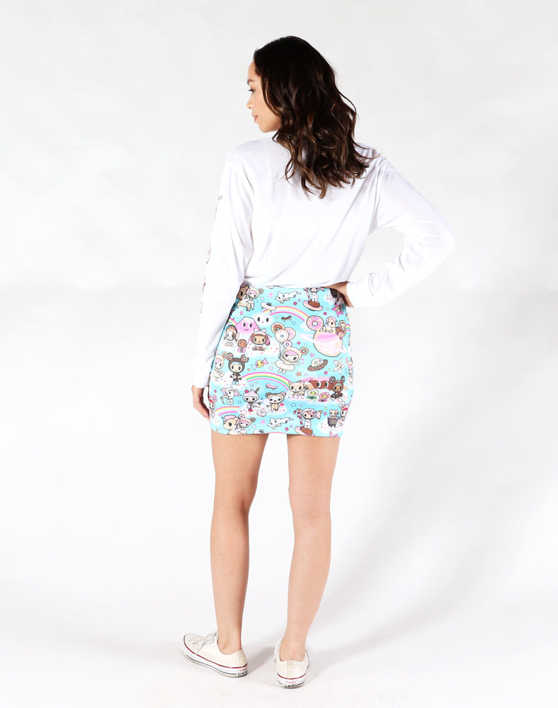 Donutella Mini Skirt Back 1